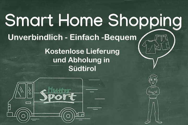 smarth home shopping